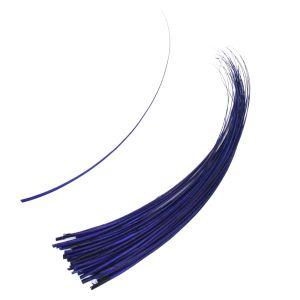 www.houseofadorn.com - Feather Ostrich Quill Spine - Cobalt Blue