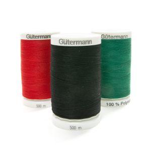 www.houseofadorn.com - Gutermann Sew-All Polyester Sewing Thread Spool 500m
