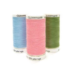 www.houseofadorn.com - Gutermann Sew-All Polyester Sewing Thread Spool 250m