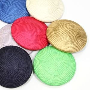 www.houseofadorn.com - Buntal Button Hat