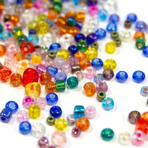 www.houseofadorn.com - Seed Beads - Glass Round Lined Size 8/0 3mm (Price per 50g)