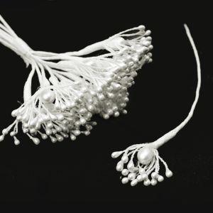 www.houseofadorn.com - Flower Stamen - Pearl Cluster