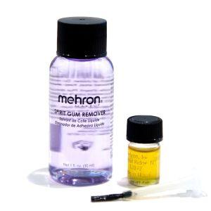 www.houseofadorn.com - Mehron Spirit Gum - Professional Face & Body Adhesive