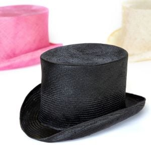 www.houseofadorn.com - Blocked Hat Base - Top Hat